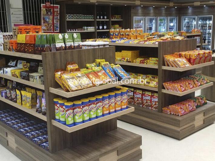 Instalações para Lojas