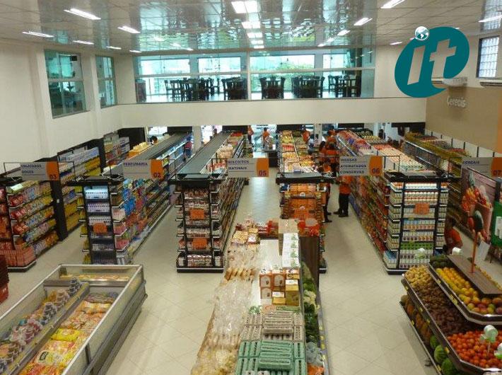 Instalações para Mercado