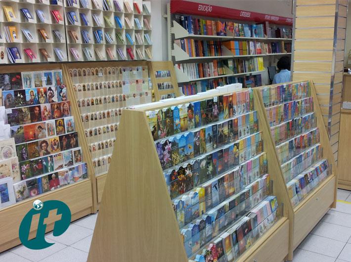 Instalações para Papelaria e Livraria