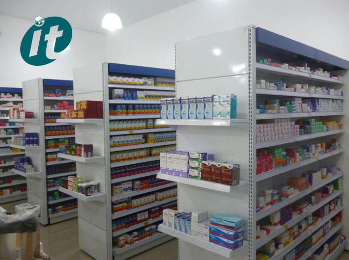 Montagem de Drogaria e Farmácia