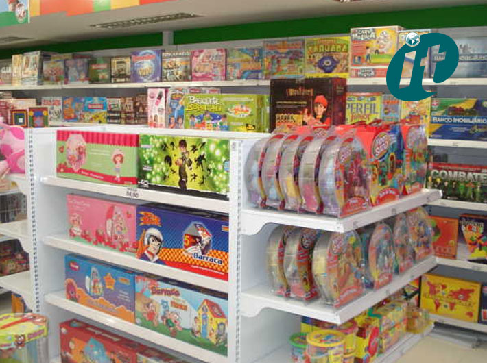 Montagem de Lojas Infantis