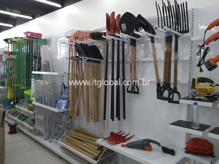 Móveis para Lojas de Material de Construção